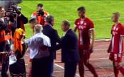 Наградиха ЦСКА за второто място в Първа лига