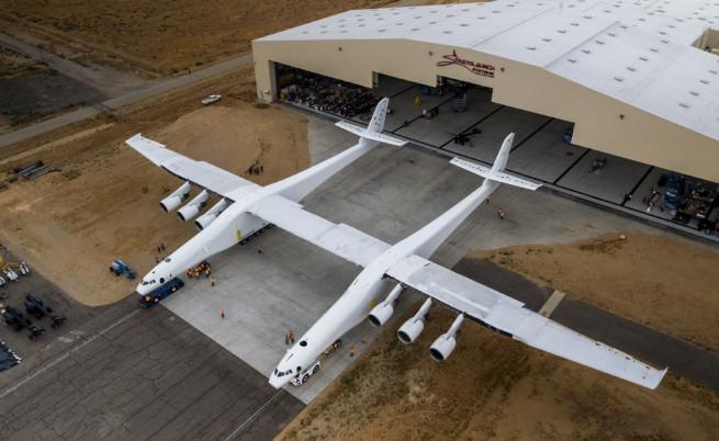 7 любопитни факта за новия най-голям самолет в света