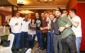 Лукойл Академик отпразнува титлата с пищно парти