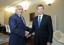 Връчиха на Борисов плановете за еврозоната