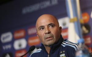 Сампаоли призна: Аржентина е отборът на Меси