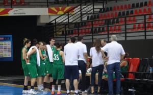 Ясни са баскетболистките за мача с еврошампиона Испания