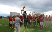 ЦСКА 1948 с първи трофей в историята си