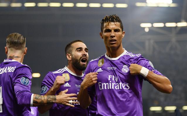Кристиано Роналдо източник: Gulliver/Getty Images