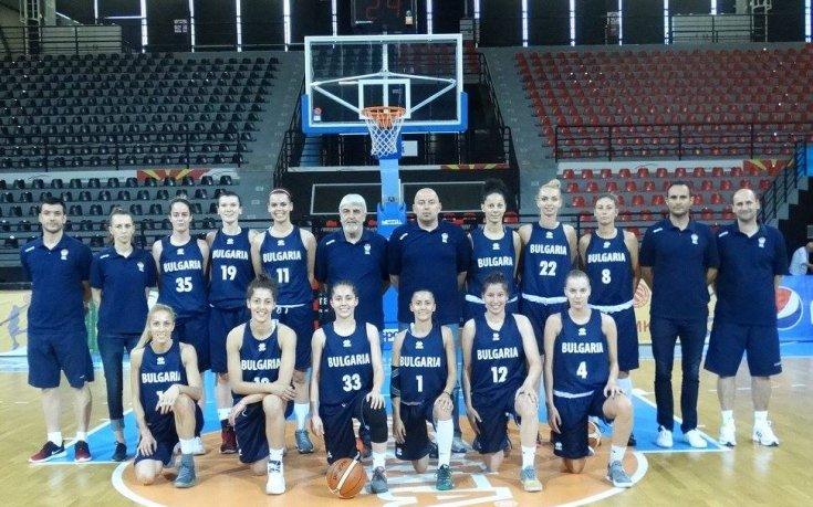 Баскетболните националки паднаха от Босна, чакат Япония