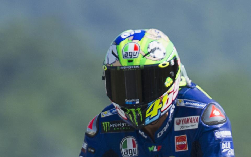 Валентино Роси пред старт №400 в кариерата си