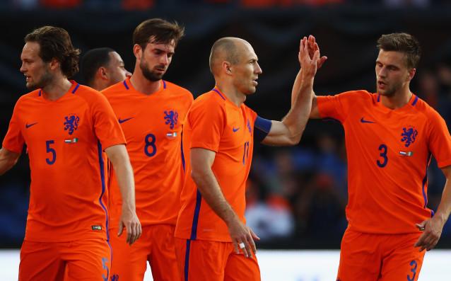 Холандия източник: Gulliver/Getty Images