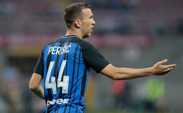 Футболистът на Интер Иван Перишич заяви, че е отказал на