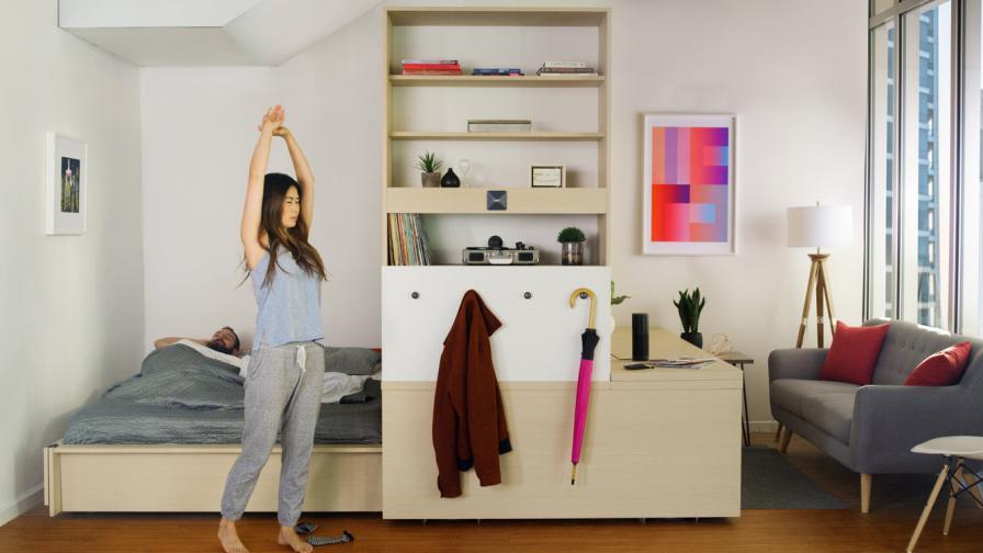 Мебели-роботи ще живеят в домовете ни