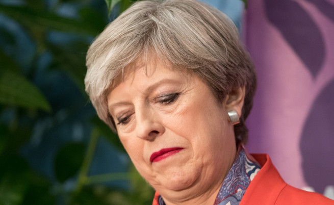 """Мей за """"Брекзит"""": Съюз със САЩ, Тръмп: Няма да стане"""