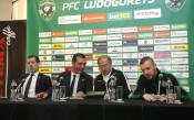 Петричев: Целта е ново влизане в групите на Шампионска лига