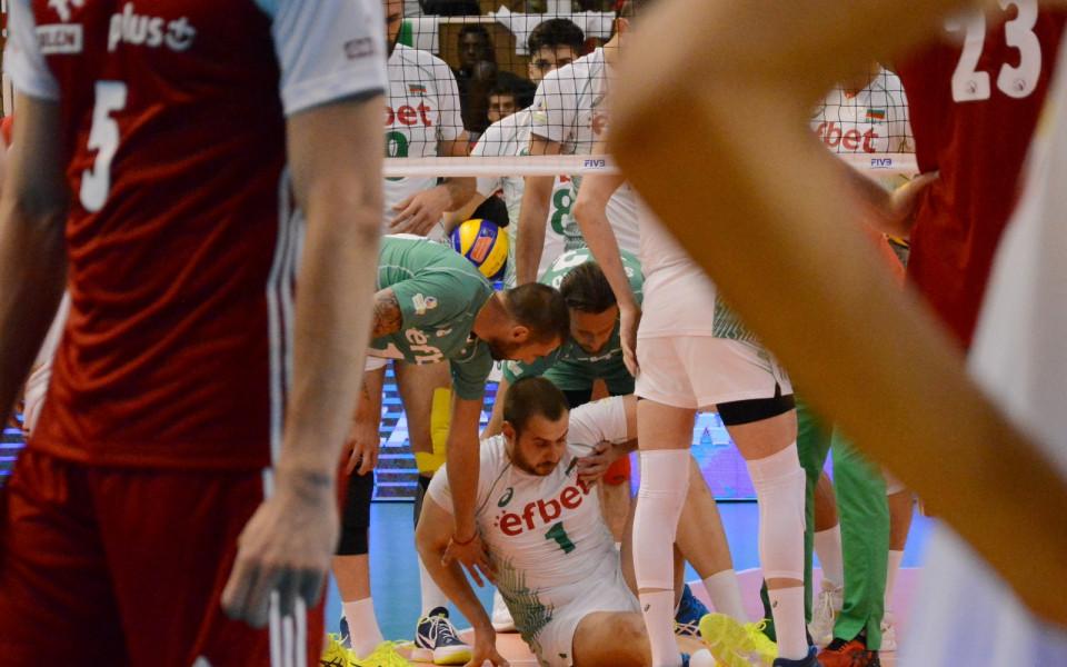 Световният шампион е на колене, победа за България във Варна!