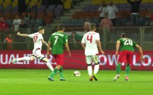Беларус - България 2:1 /репортаж/