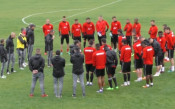 ЦСКА започва подготовка без националите