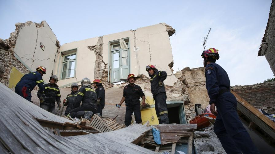 Десетки вторични трусове, 7 силни земетръса за 60 години около Измир