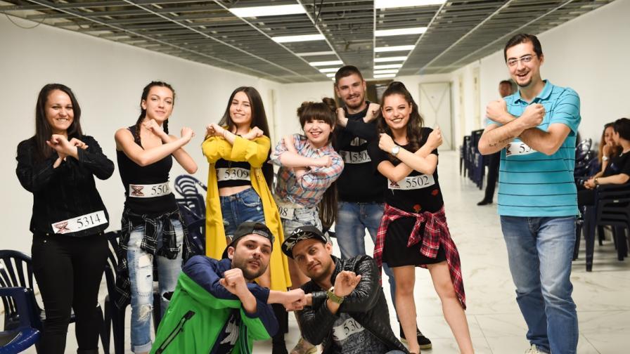 Рекорден брой чужденци се явяват на кастинг за X Factor