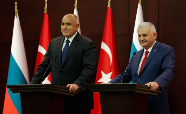 Борисов: Турция е нашият най-голям европейски съсед