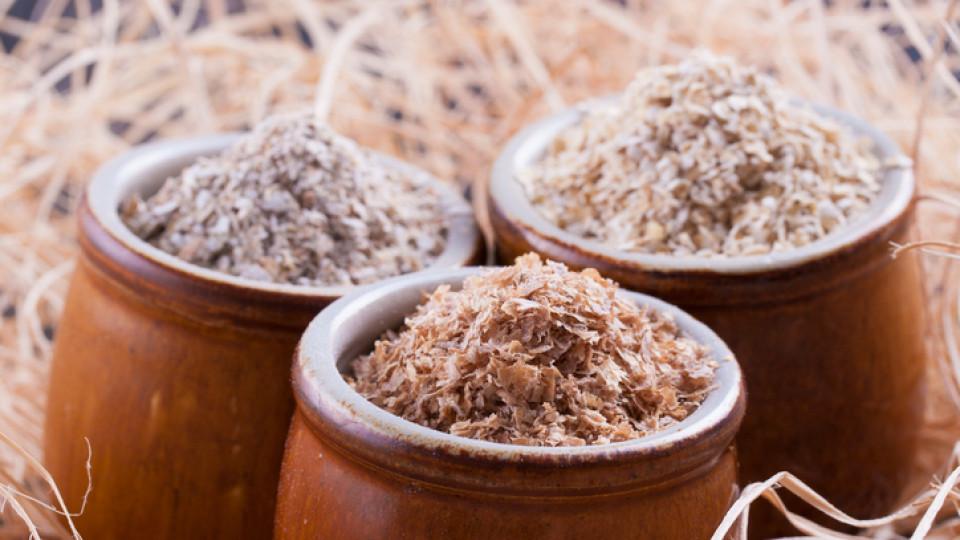 Истинският извор на полезни вещества и витамини: пшеничните трици