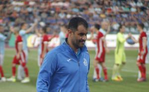 Дунав с временен треньор
