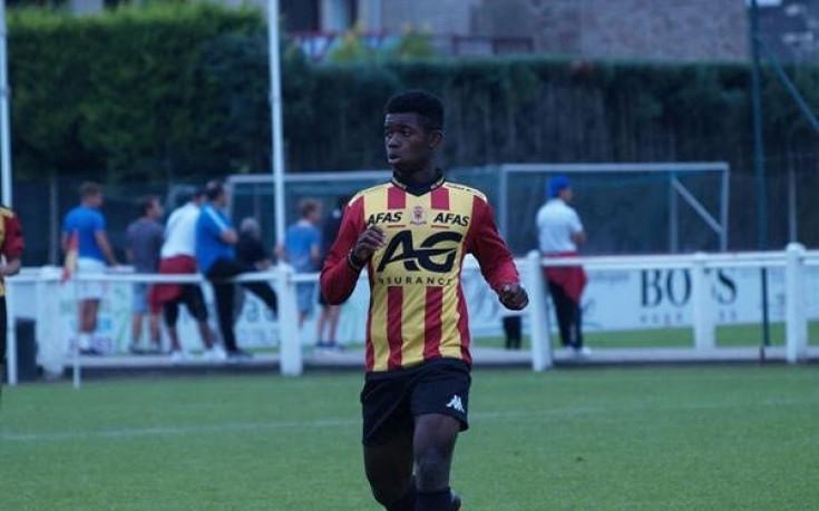 Рома привлече белгийски тийнейджър