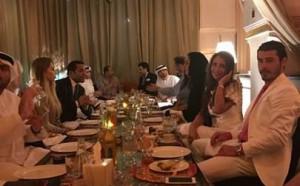 Галин Иванов бе специален гост на шейха на Дубай