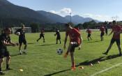Тренировка на ЦСКА в Австрия<strong> източник: CSKA.BG</strong>