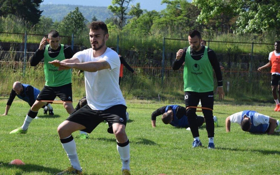 Представителният отбор на Локомотив (Пловдив) ще започне своята подготовка на