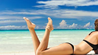 Готови за плажа! 5 трика как да убием целулита
