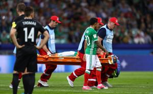Мексико загуби основен защитник в Русия