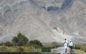 Ултрамаратон в Долината на смъртта<strong> източник: Gulliver/Getty Images</strong>