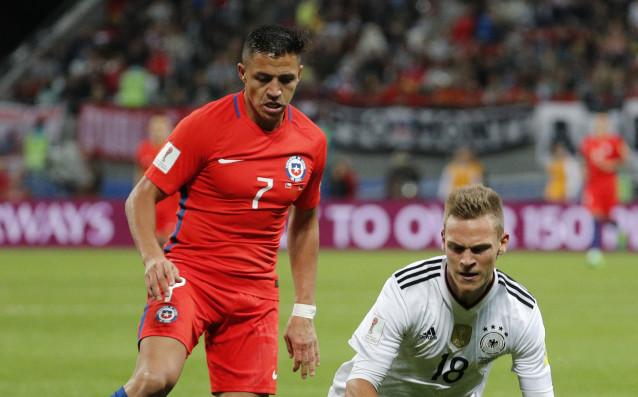 Германия - Чили източник: БГНЕС