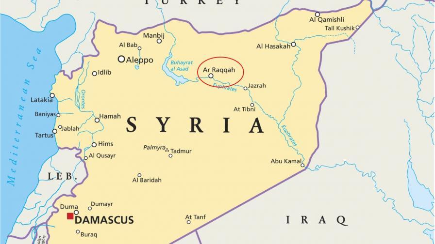 Сирийци: Защо бомбардирате? Измираме за нищо