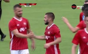Пълен обрат за ЦСКА срещу Университатя - 3:2