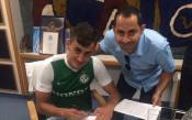Официално: Георги Костадинов подписа с Макаби Хайфа
