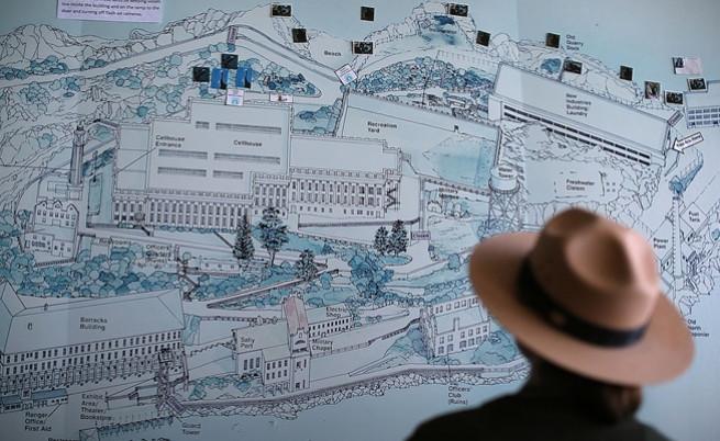 Карта на затвора