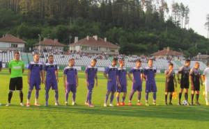Новак в Първа лига победи Дунав в контрола
