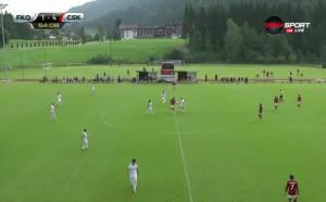 Карабах върна попадение на ЦСКА