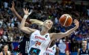 Испания триумфира с европейската титла при баскетболистките<strong> източник: БГНЕС</strong>