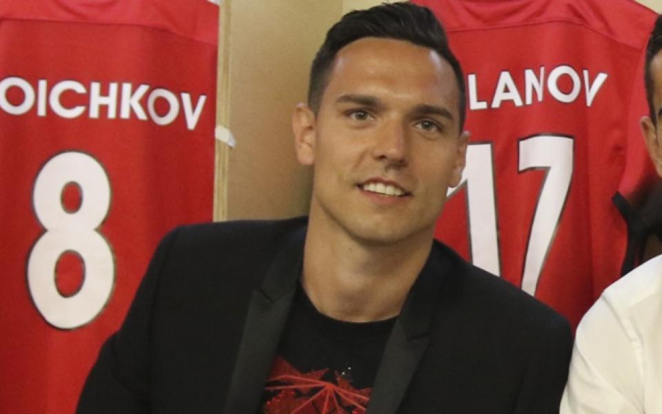 Георги Миланов точен при победата на МОЛ Фехервар