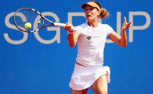 Елица Костова на полуфинал на двойки в САЩ