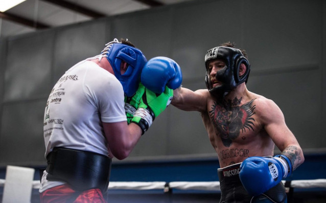 <strong> източник: twitter.com/TheNotoriousMMA</strong>