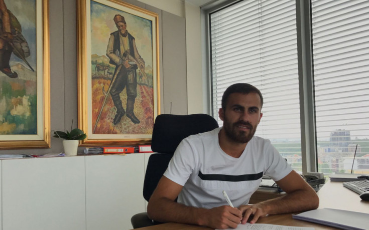 ЦСКА подписа с играч на Порто