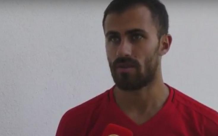 Новият в ЦСКА: Не знаех много за клуба