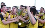 Ботев стана шампион при момчетата до 15 години