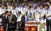 Триумфът на Гърция на Евро 2004<strong> източник: Gulliver/Getty Images</strong>