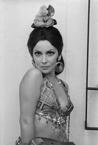 Джина Лолобриджида, 1968 г.