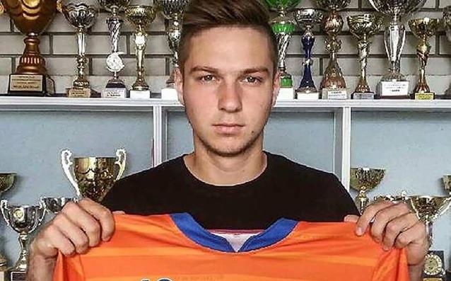 Лука Модрич<strong> източник: facebook.com/NkVarteks/</strong>