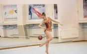 Контролно състезание на националния тим по художествена гимнастика<strong> източник: facebook.com/BGRGfederation/Анна Недкова</strong>