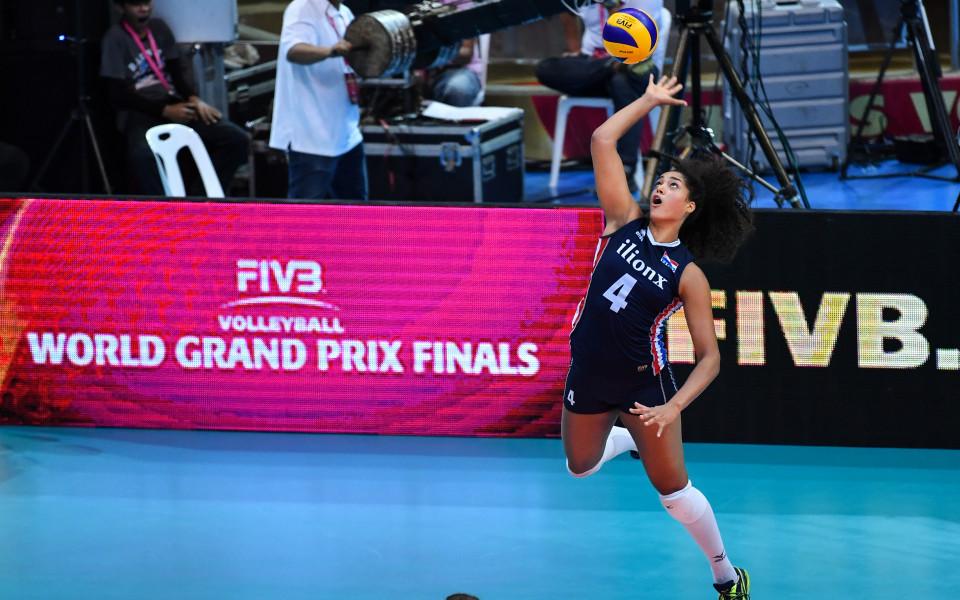 Време е за класен женски волейбол със Световното Гран При