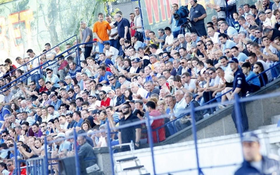 Дунав пусна билети от 5 до 15 лв. за мача с Левски